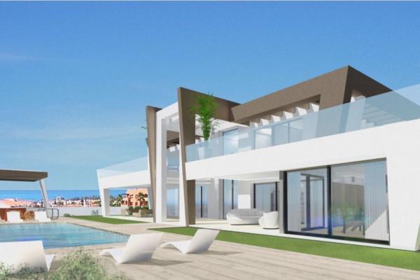 4 Bedroom, 4 Bathroom, Villa for Sale in Los Flamingos, Benahavis