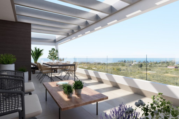 2 Sovrum, 2 Badrum Lägenhet Till Salu i Rio Real Golf, Marbella East